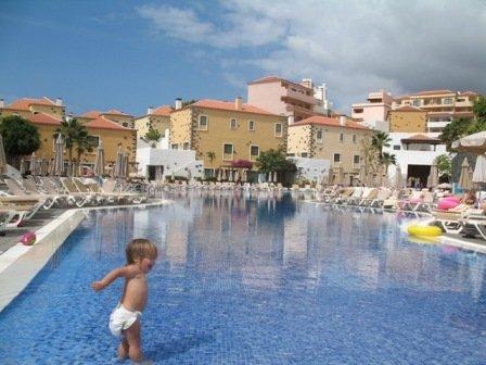 Hotels auf Teneriffa mit den Besten Unterhaltunsprogramm für Kinder