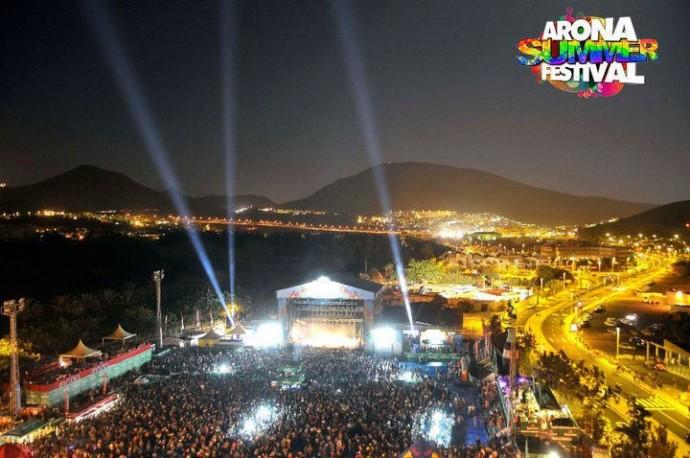 Arona Summer Festival Teneriffa