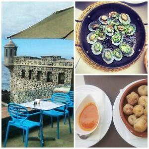 Fisch Restaurant Puerto de la Cruz Teneriffa - Cofradía de Pescadores