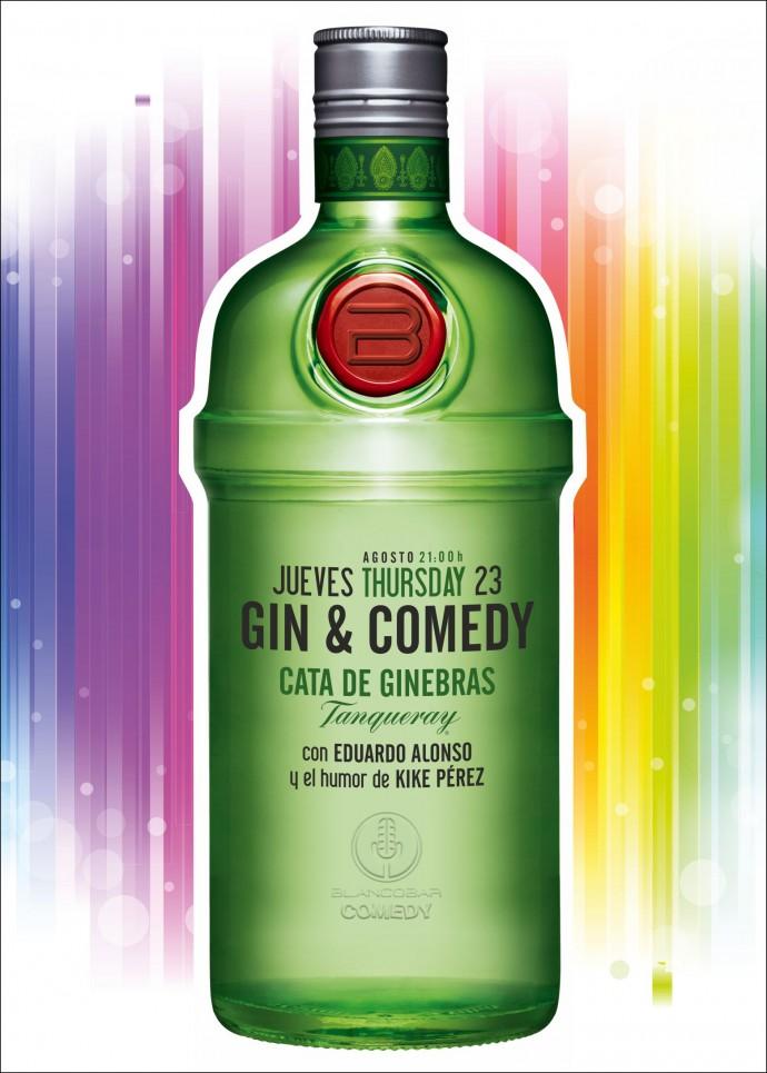 Gin Tonic – Kostprobe in Puerto de la Cruz