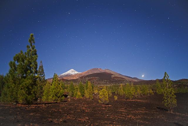 Teide Nationalpark – Kostenlose geführte Wanderwege für die ganze Familie