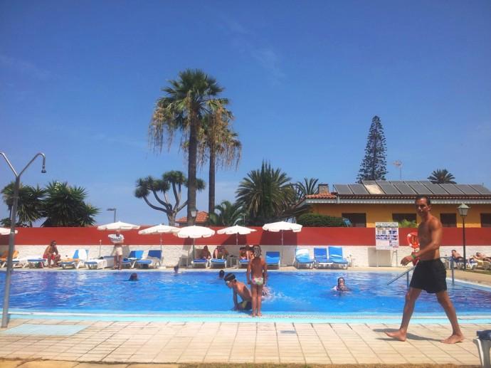 Pool - Hotel La Paz - Puerto de la Cruz