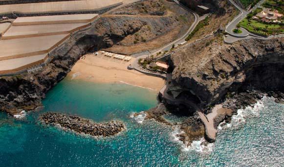 Abama Strand - Guia de Isora - Teneriffa