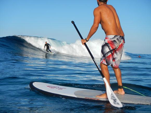 Stand Up Paddle Surf Teneriffa