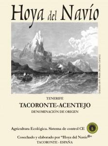 Ökologischer Wein von Teneriffa – Hoya del Navio