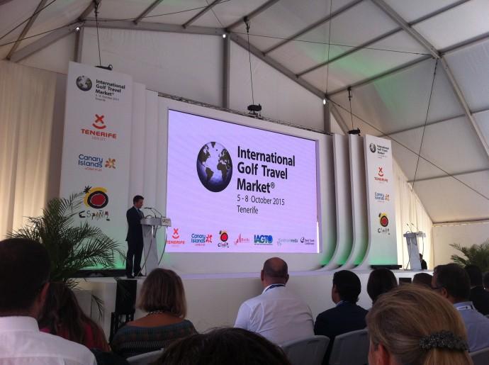 IGTM 2015: Präsentiert Teneriffa als führende europäische Golfdestination