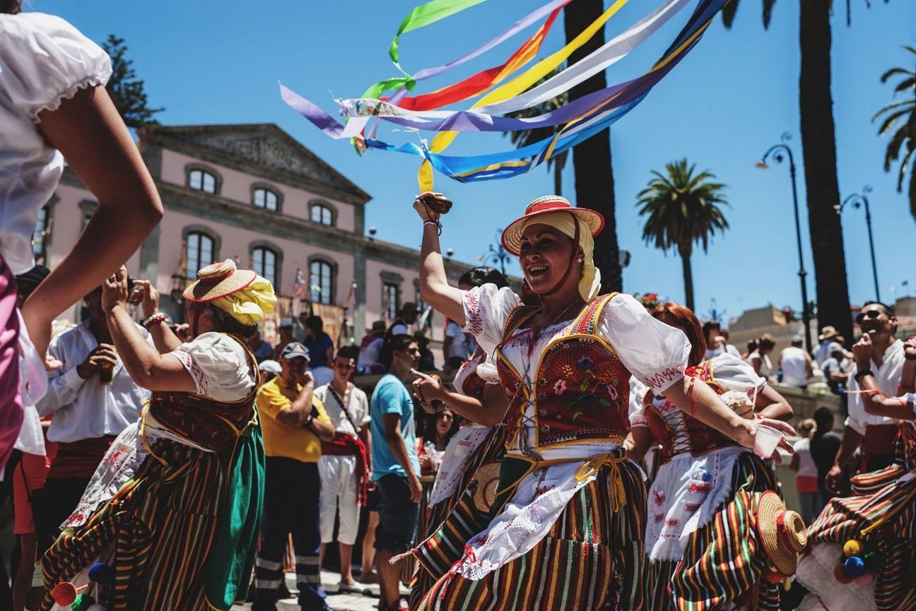 Mai – Monat der Romerías (Wallfahrten) auf Teneriffa