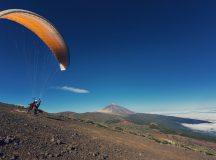 Gleitschirmfliegen auf Teneriffa – ein 360º-Erlebnis