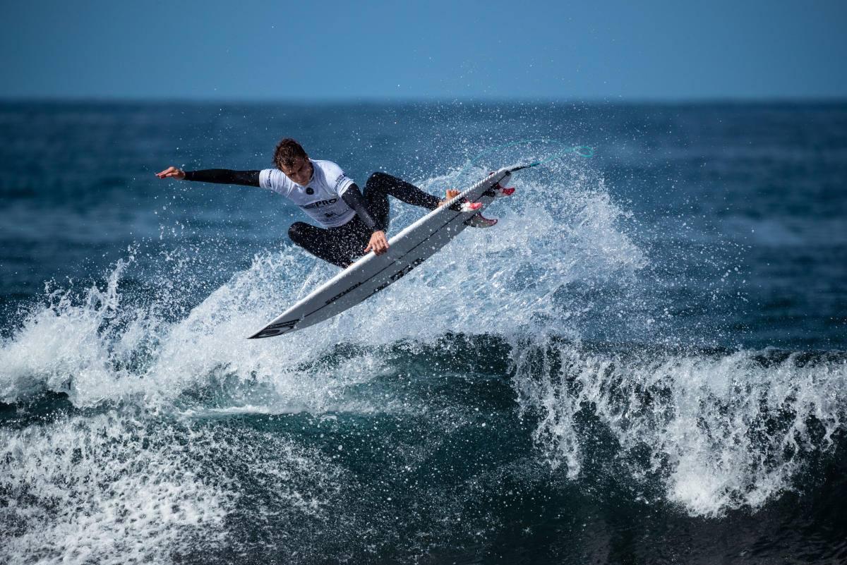 Surf-Weltcup auf Teneriffa: Cabreiroá Las Américas Pro 2019